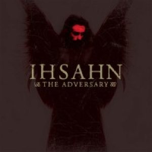 Ihsahn - The Adversary cover art