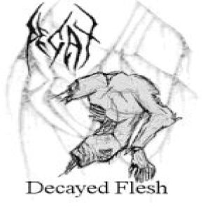 Decay - Decayed Flesh cover art