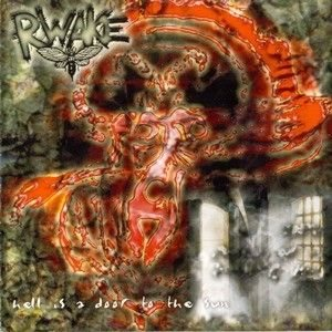 Rwake - Hell Is a Door to the Sun cover art