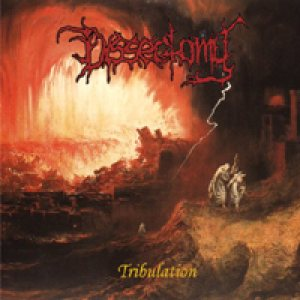 Dissectomy - Tribulation cover art