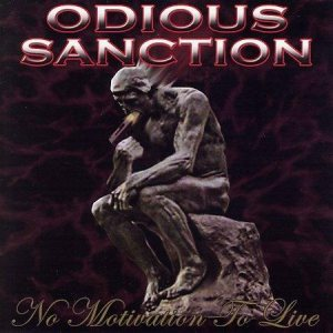 Odious Sanction - No Motivation to Live cover art