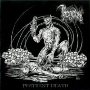 Throneum - Pestilent Death cover art