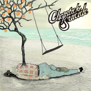 Chopstick Suicide - Lost Fathers & Sons cover art