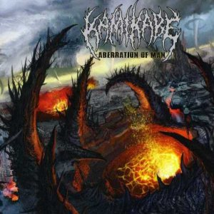 Kamikabe - Aberration of Man cover art