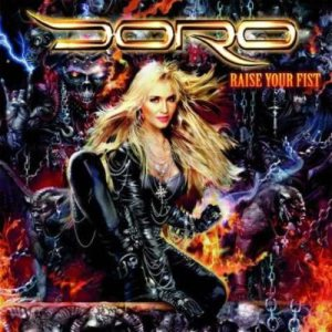Doro - Raise Your Fist cover art