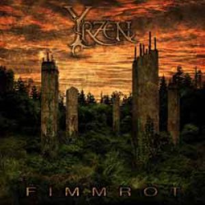 Yrzen - Fimmròt cover art