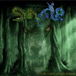 Steignyr - The Voice of the Forest cover art