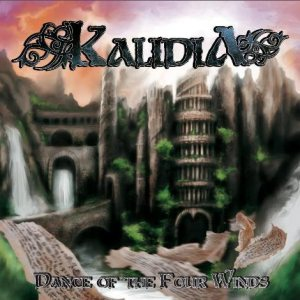 Kalidia - Dance of the Four Winds cover art