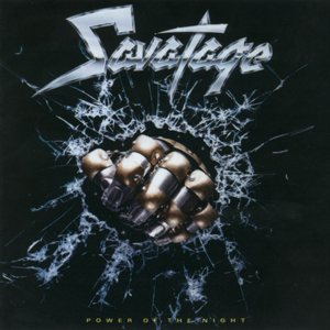 Savatage - Power of the Night cover art