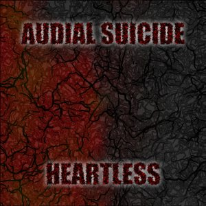 Audial Suicide - Heartless cover art