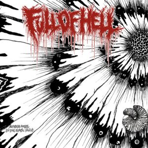 Full of Hell - Amber Mote in the Black Vault cover art