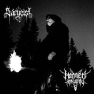 Sargeist / Horned Almighty - In Ruin & Despair/To the Lord Our Lives cover art
