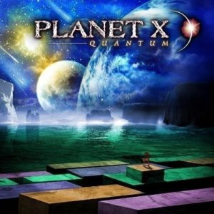 Planet X - Quantum cover art