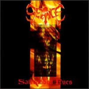 Seance - Saltrubbed Eyes cover art