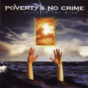 Poverty's No Crime - Slave to the Mind cover art