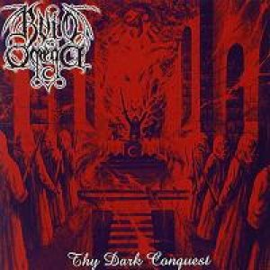 Buio Omega - Thy Dark Conquest cover art