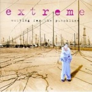 Extreme - Waiting for the Punchline cover art