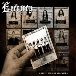Evergrey - Monday Morning Apocalypse cover art