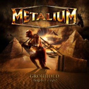 Metalium - Grounded - Chapter Eight cover art