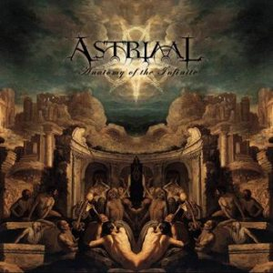 Astriaal - Anatomy of the Infinite cover art