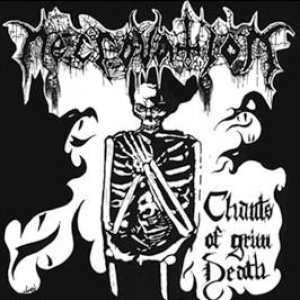 Necrovation - Chants of Grim Death cover art