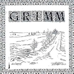 Grimm - Nordisk vinter cover art