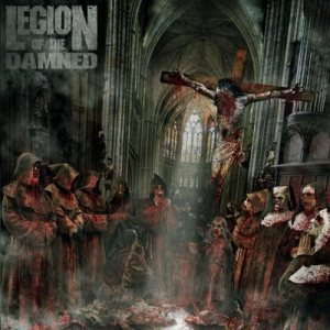 Legion of the Damned - Full of Hate cover art