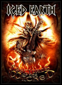 Iced Earth - Festivals of the Wicked cover art