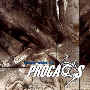 Procaos - Never Wake Up cover art