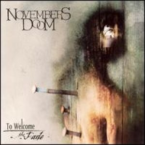 Novembers Doom - To Welcome the Fade cover art