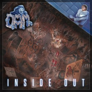D.A.M. - Inside Out cover art
