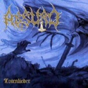 Absurd - Totenlieder cover art