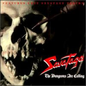 Savatage - The Dungeons Are Calling cover art