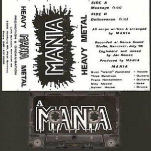 Mania - Demo cover art