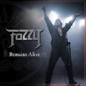 Fozzy - Remains Alive cover art