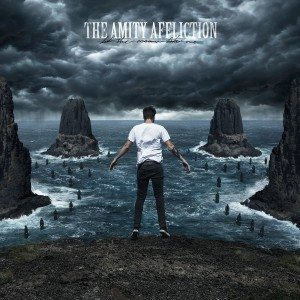 The Amity Affliction - Let the Ocean Take Me cover art
