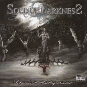 Soul Of Darkness - Torments in Withering Existence cover art
