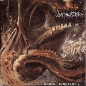 Damnatory - Docta Ignorantia cover art