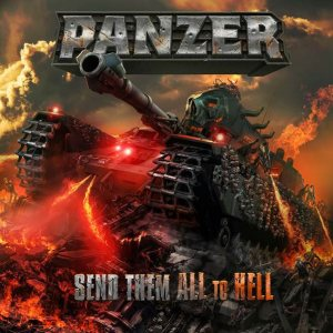Panzer - Send Them All to Hell cover art