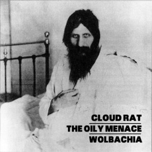 Cloud Rat - Cloud Rat / the Oily Menace / Wolbachia cover art