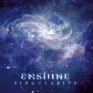 Enshine - Singularity cover art