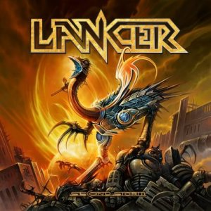 Lancer - Second Storm cover art