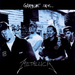 Metallica - Garage Inc. cover art