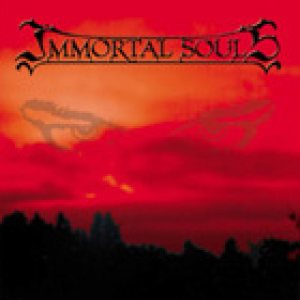 Immortal Souls - Ice Upon the Night cover art