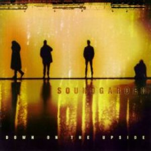 Soundgarden - Down on the Upside cover art