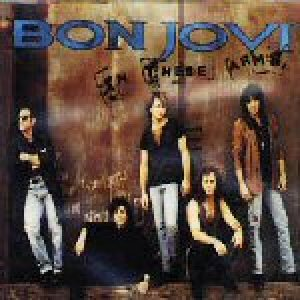 Bon Jovi - In These Arms cover art