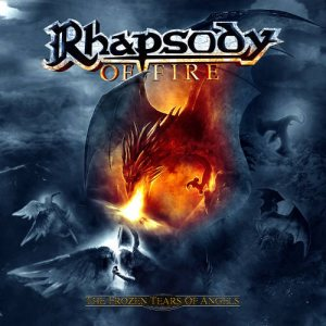 Rhapsody of Fire - The Frozen Tears of Angels cover art