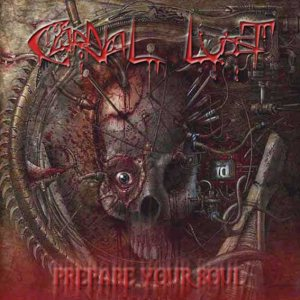 Carnal Lust - Prepare Your Soul cover art