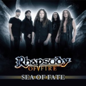 Rhapsody of Fire - Sea of Fate cover art