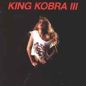 King Kobra - III cover art